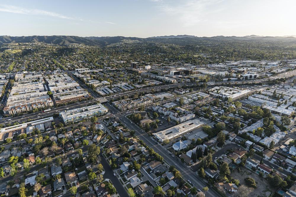 Tarzana, California, San Fernando Valley, Southern California